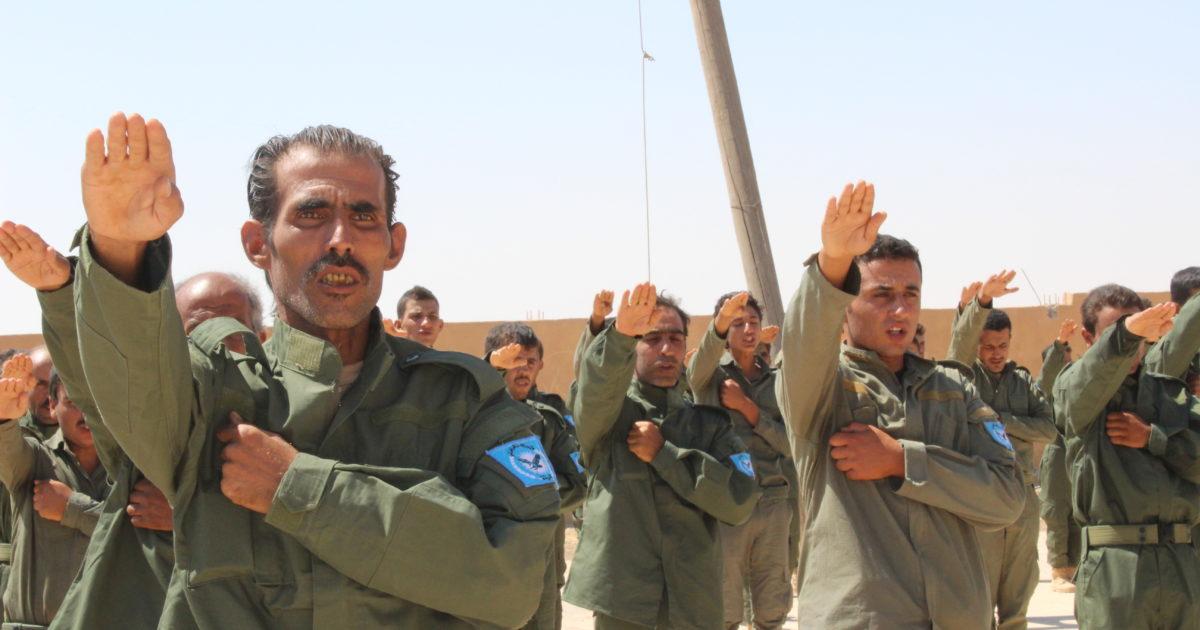 """صورة قسد: مستعدون دوما للحوار مع """"الأسد"""""""