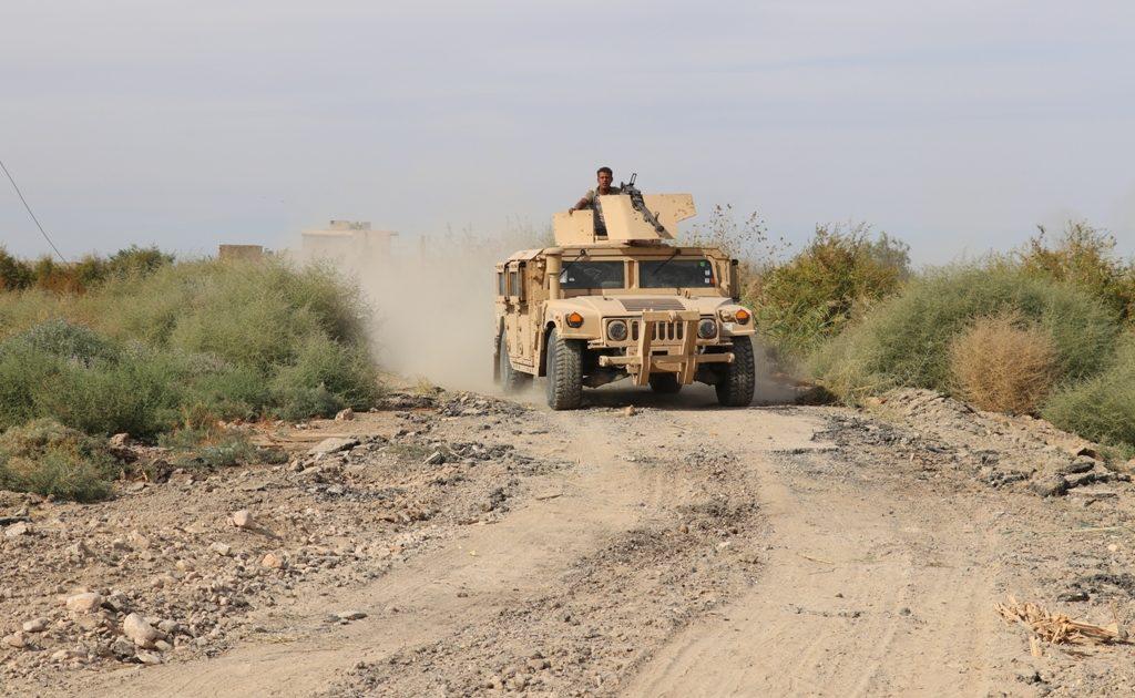صورة دير الزور.. مقتل 12 عنصراً من تنظيم الدولة