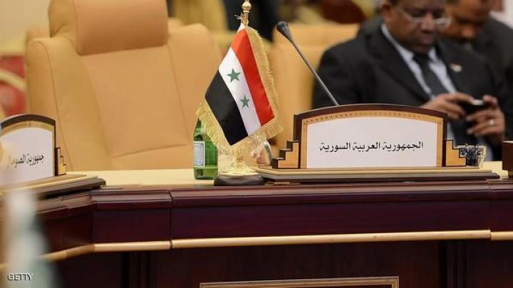 صورة المقاربة العربية الجديدة تجاه الأسد