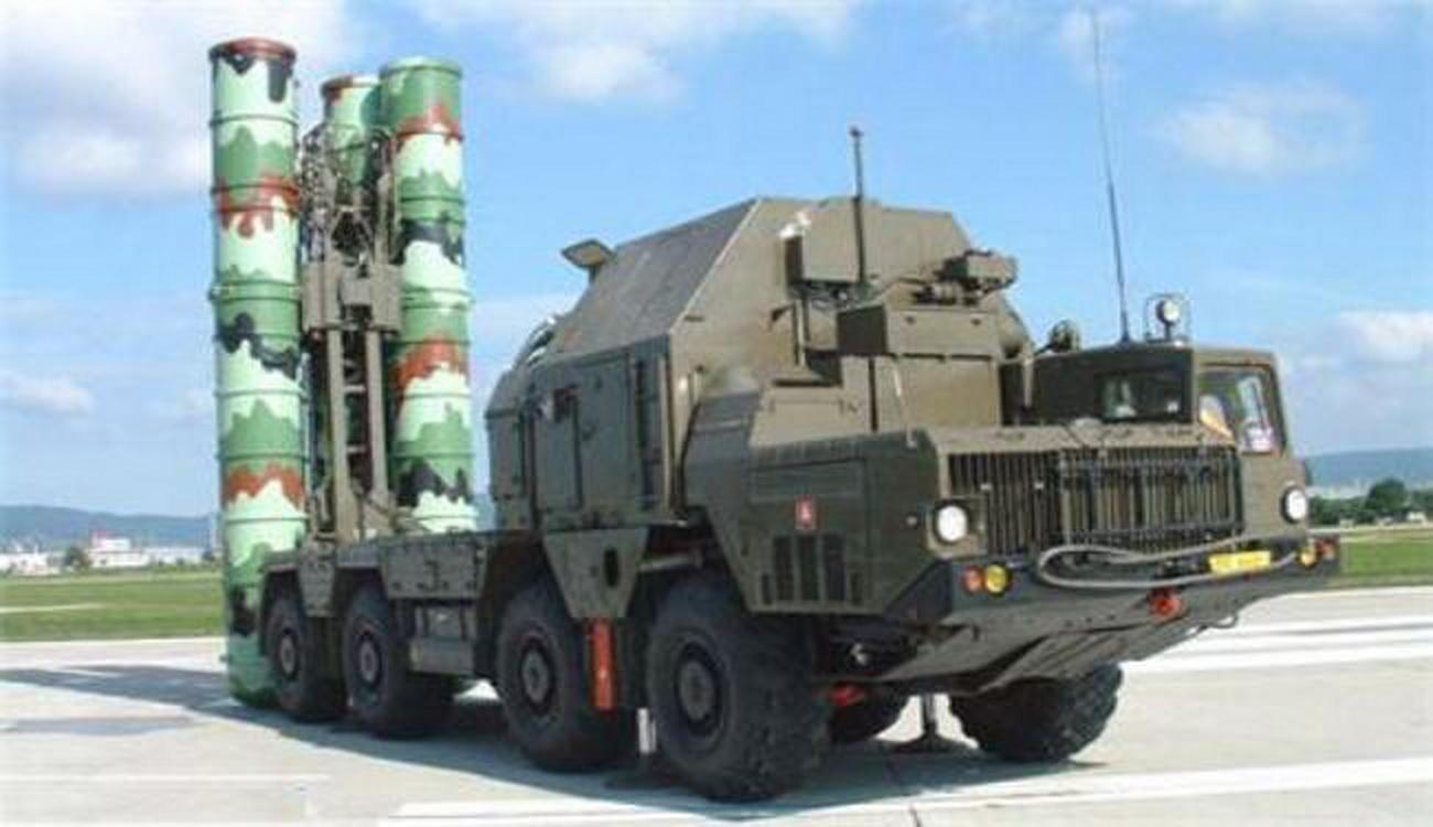صورة روسيا: أكملنا تسليح الأسد بأنظمة إس-300