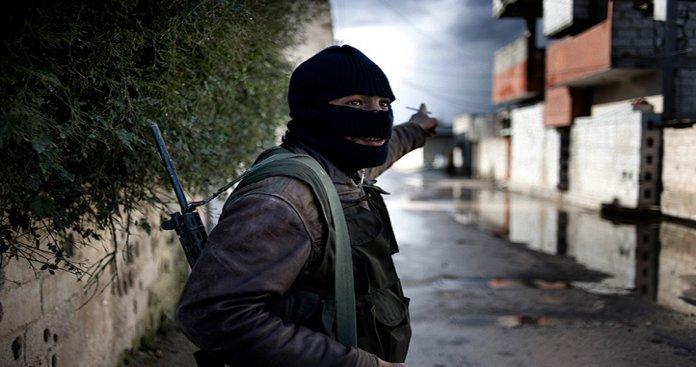صورة إدلب..خلية لتنظيم الدولة تهاجم المعارضة
