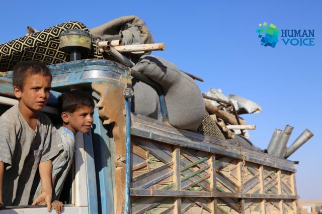 صورة مخيم الركبان..وفات شاب لعدم توفر الرعاية الصحية