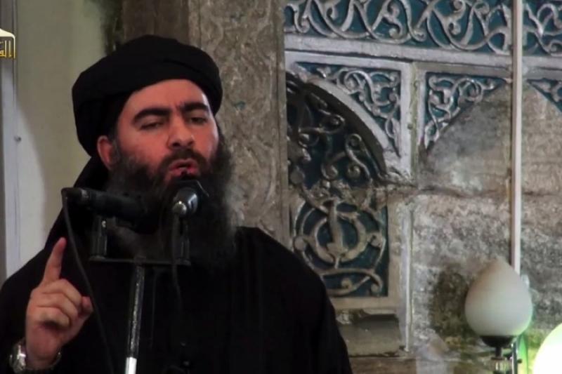 صورة استخبارات عراقية: البغدادي أمر بتصفية 320 شخصاً من أتباعه