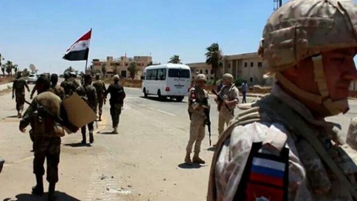 """صورة درعا..مقتل قيادي سابق بـ """"الحر"""" في اشتباك مع قوات النظام"""