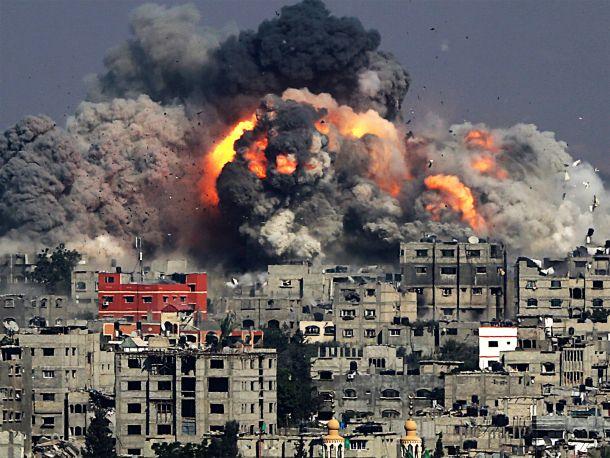 صورة نتنياهو: نستعد لعملية عسكرية ضد غزة