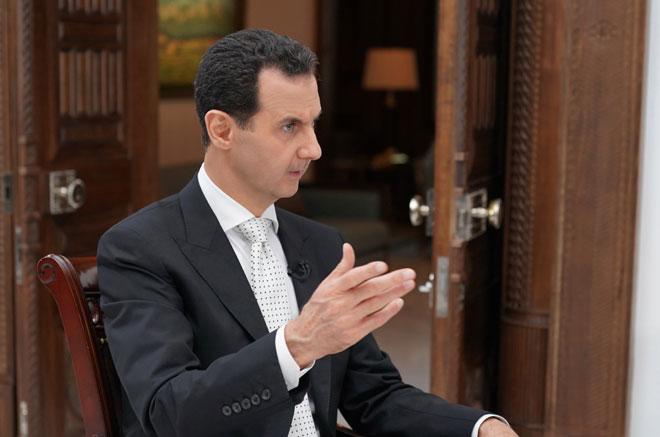 صورة هايلي تحذر الأسد من استخدام السلاح الكيميائي