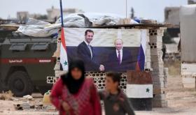 صورة إعادة إعمار سوريا..مقابل انتقال سياسي