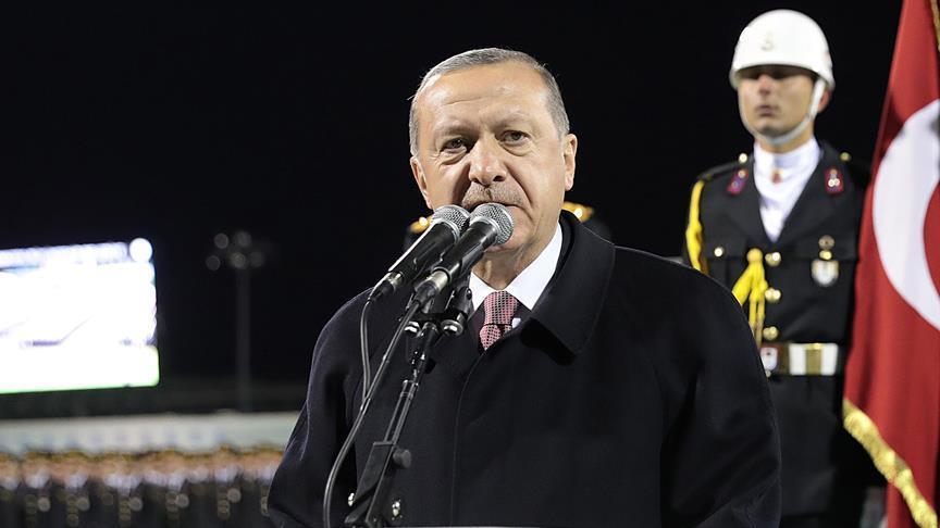"""صورة أردوغان: سننقذ شمالي سوريا من """"ي ب ك"""""""