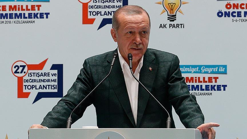 """صورة أردوغان: """"لن تدخل تركيا تحت نير المؤسسات الدولية ما دمت حيا"""""""