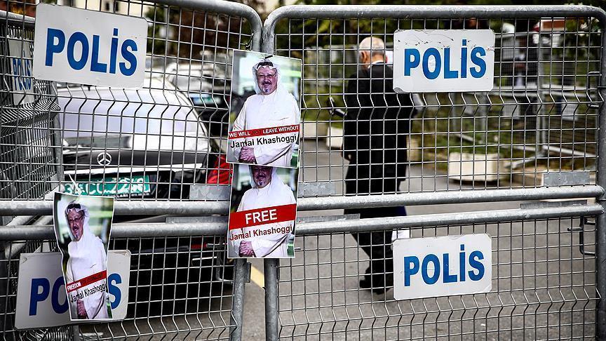 صورة اختفاء خاشقجي.. من هم الـ15 سعوديا؟