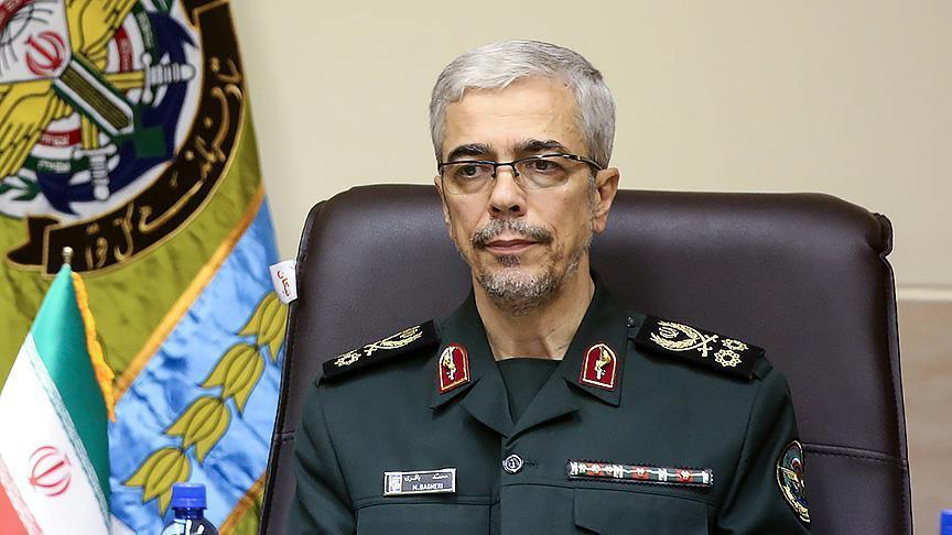 صورة إيران تتحدا: عملياتنا مستمرة في سوريا
