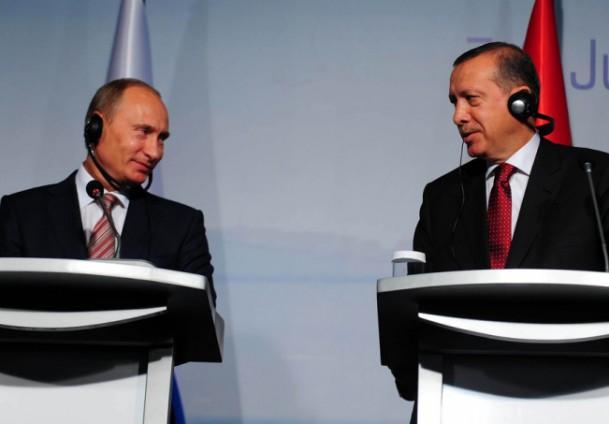صورة فشل لقاء تركي- روسي حول اللجنة الدستورية السورية