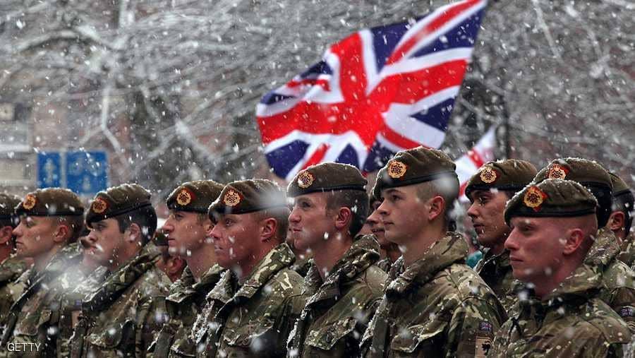 """صورة الجيش البريطاني يعتزم تجنيد """"أجانب"""" دون شرط الإقامة"""