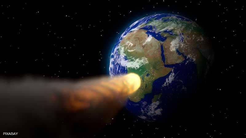 """صورة """"ناسا"""" تحذر من اقتراب كويكبين عملاقين من الأرض"""