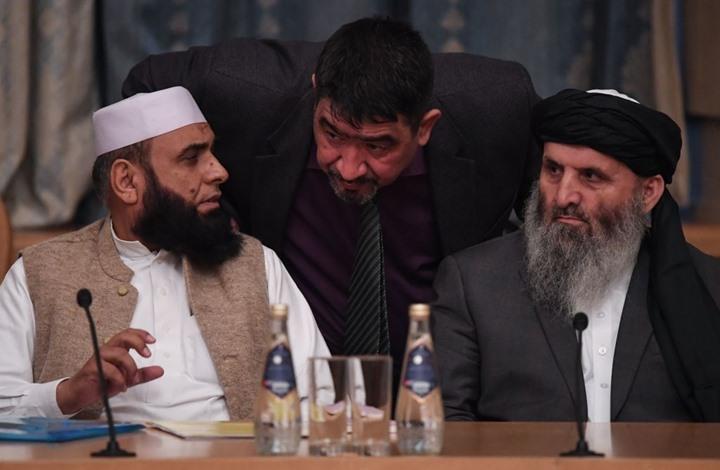 صورة قطر..طالبان تجري مباحثات مباشرة مع مسؤول أمريكي
