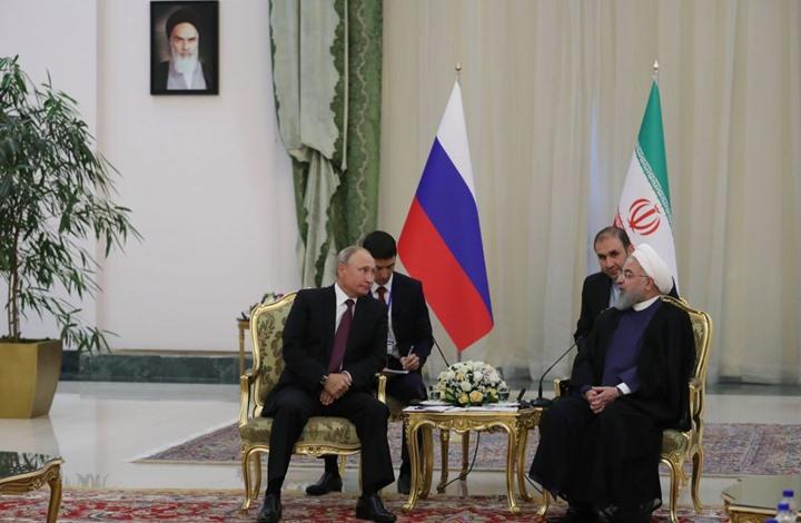 صورة الخلاف الروسي الإيراني بسوريا يتعمق