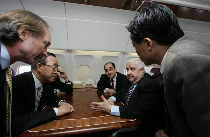 صورة هذا شرط الأسد للتعامل مع المبعوث الأممي الجديد