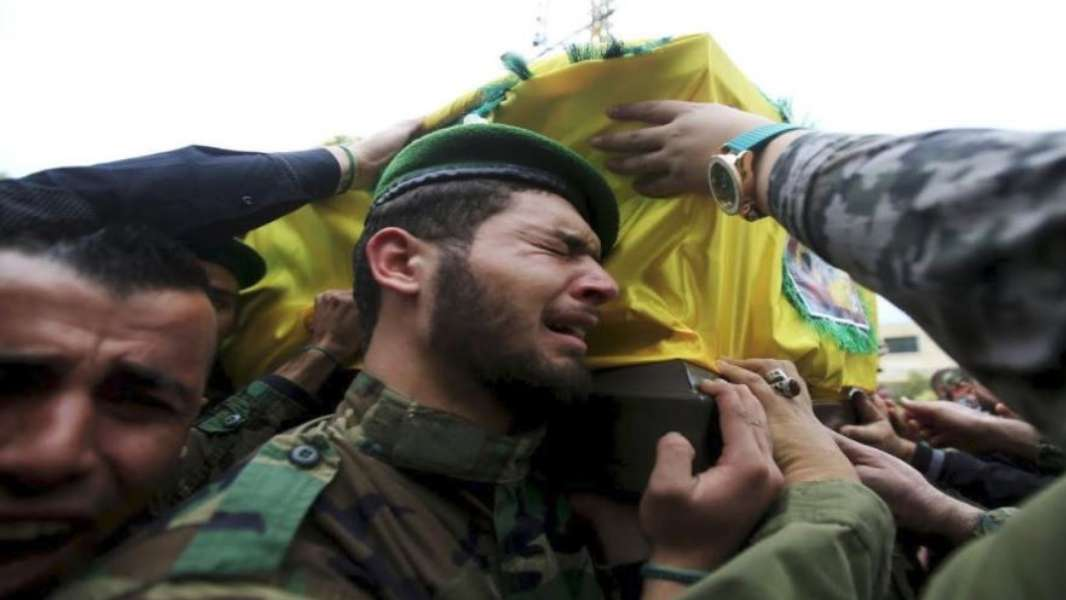 """صورة درعا..مقتل ضابط في """"حزب الله"""" وعناصره"""