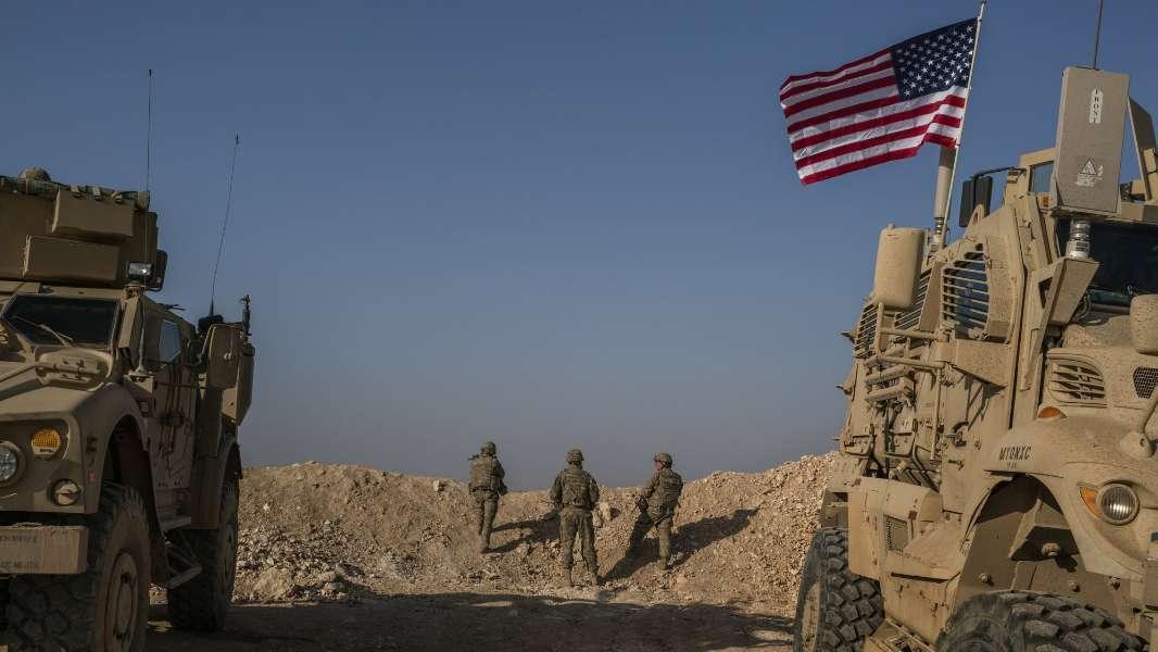صورة نيويورك تايمز: فضيحة جديدة للقوات الأمريكية في سوريا