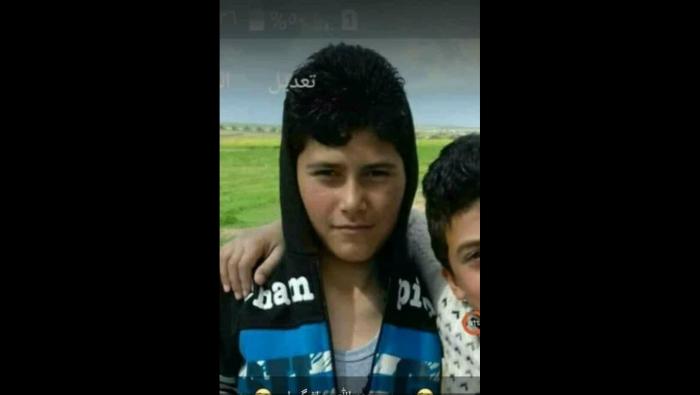 صورة الدفاع الوطني يرتكب جريمة بشعة بحق طفل بريف حلب