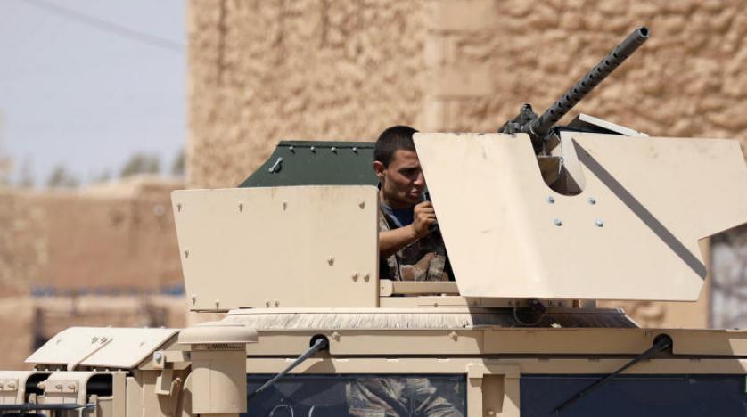 """صورة أسرى من """"داعش"""" بيد """"قسد"""" شرقي دير الزور"""
