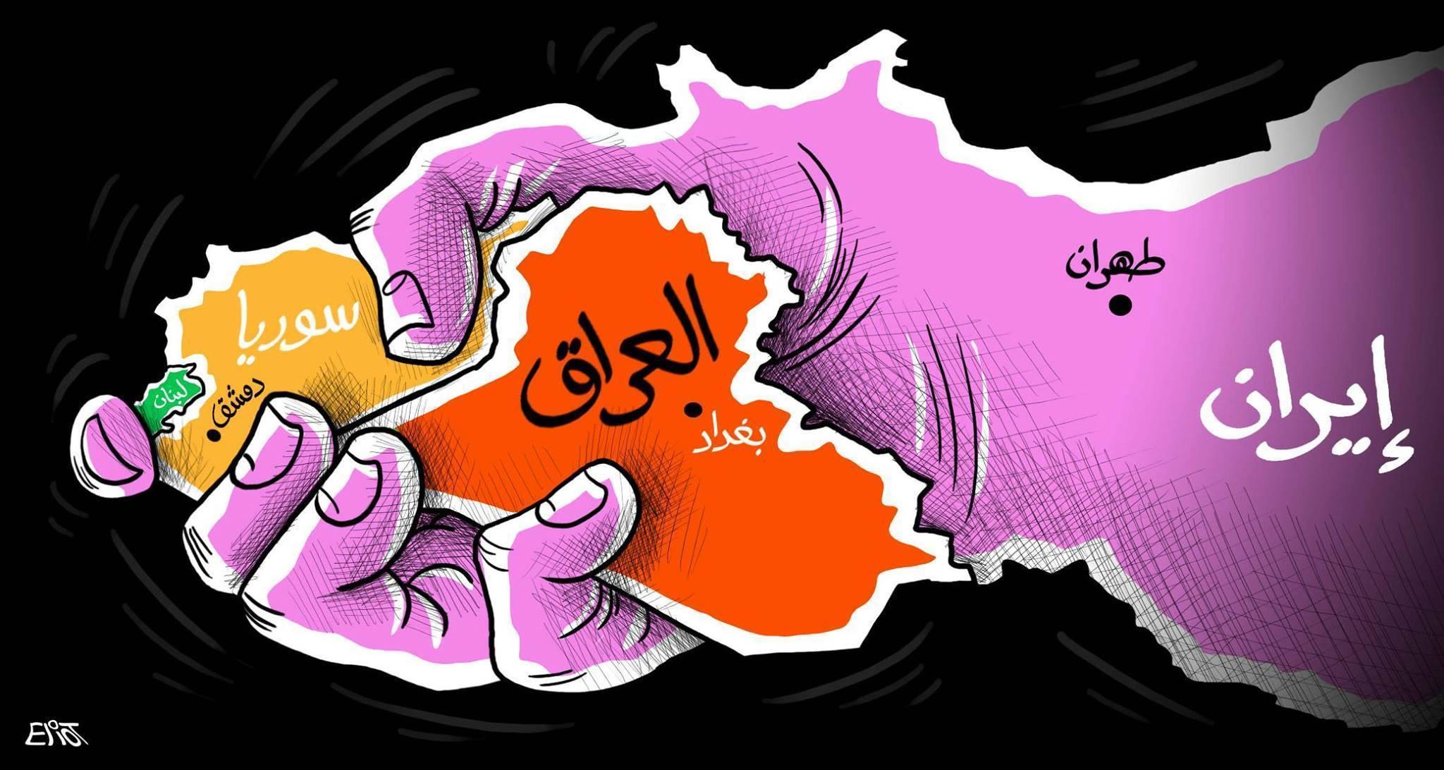 صورة الإسلامي السوري: إيران تشيع السوريين