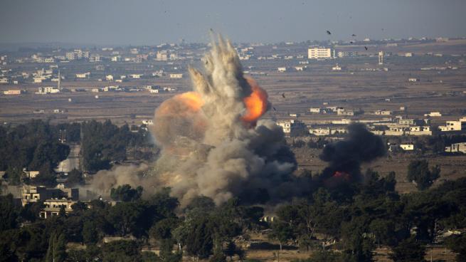 صورة 7 مواقع تم استهدافها..هذه هي الأهداف الإسرائيلية