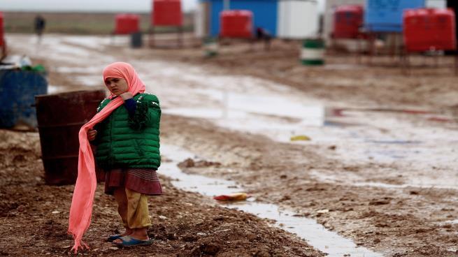 صورة دير الزور..التحالف الدولي يقتل 18 شخصاً من عائلة واحدة