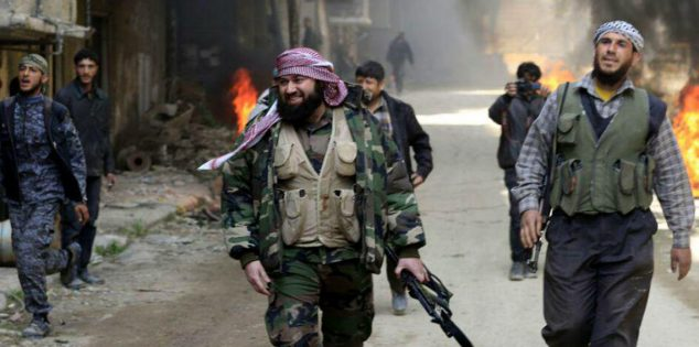 صورة الغوطة الشرقية..مخابرات الأسد تعتقل 3 قيادات سابقة بجيش الإسلام