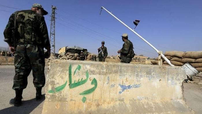 """صورة درعا..عناصر من """"داعش"""" أصبحوا """"أمن عسكري"""" للأسد"""
