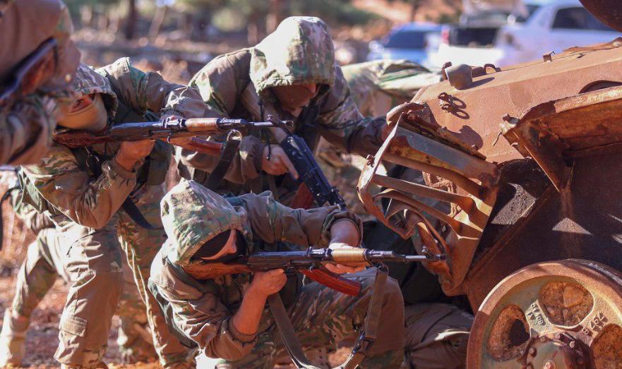 صورة خروقات عسكرية..الشمال السوري إلى أين؟