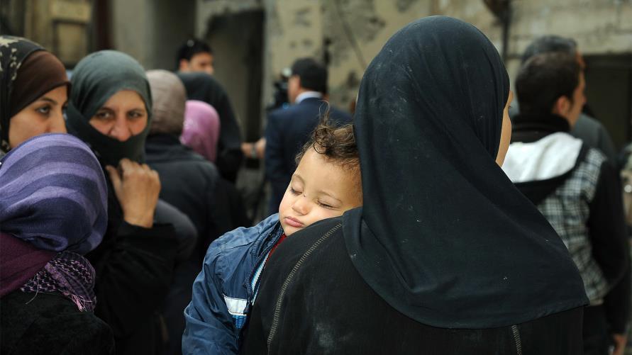 صورة الفلسطينيون بسوريا.. عندما تتكرر رحلة التهجير