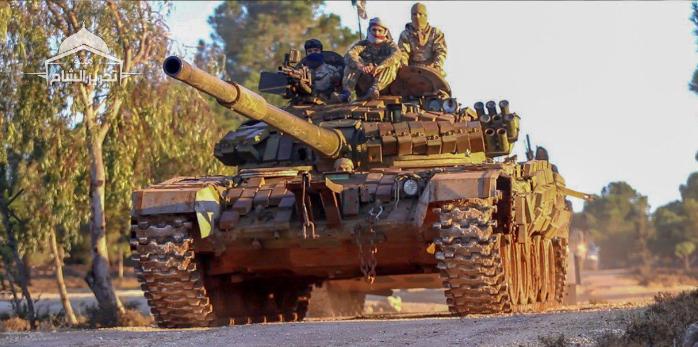 صورة إدلب.. مواجهات بين النظام وتحرير الشام توقع قتلى