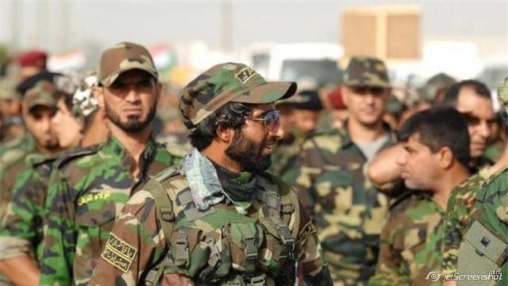 صورة إيران: قواتنا غير موجودة جنوبي سوريا