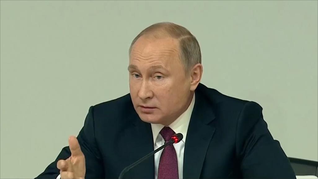 صورة برافدا: هل أصبح بوتين صاحب القرار الوحيد بسوريا؟