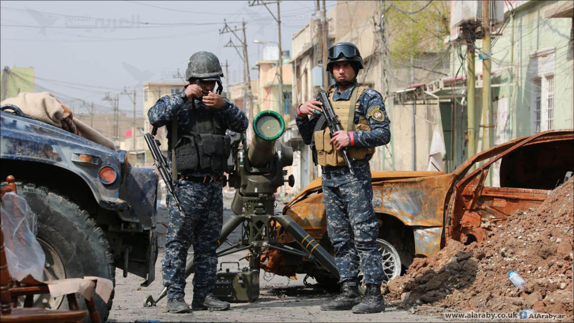 """صورة الحشد يقضم مدينة """"الموصل"""""""