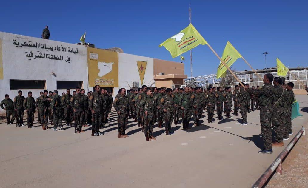 """صورة ديرالزور..12 قتيلا من """"قسد"""" بهجوم لتنظيم الدولة"""