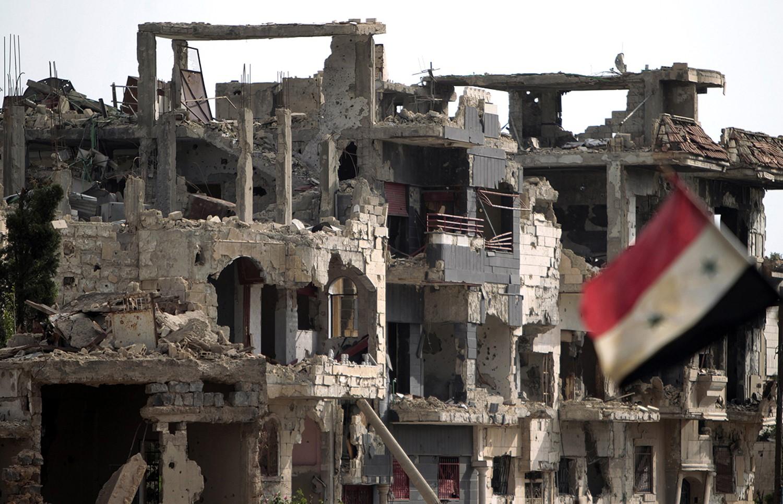 صورة هآرتس: لماذا نسي الجميع سوريا؟