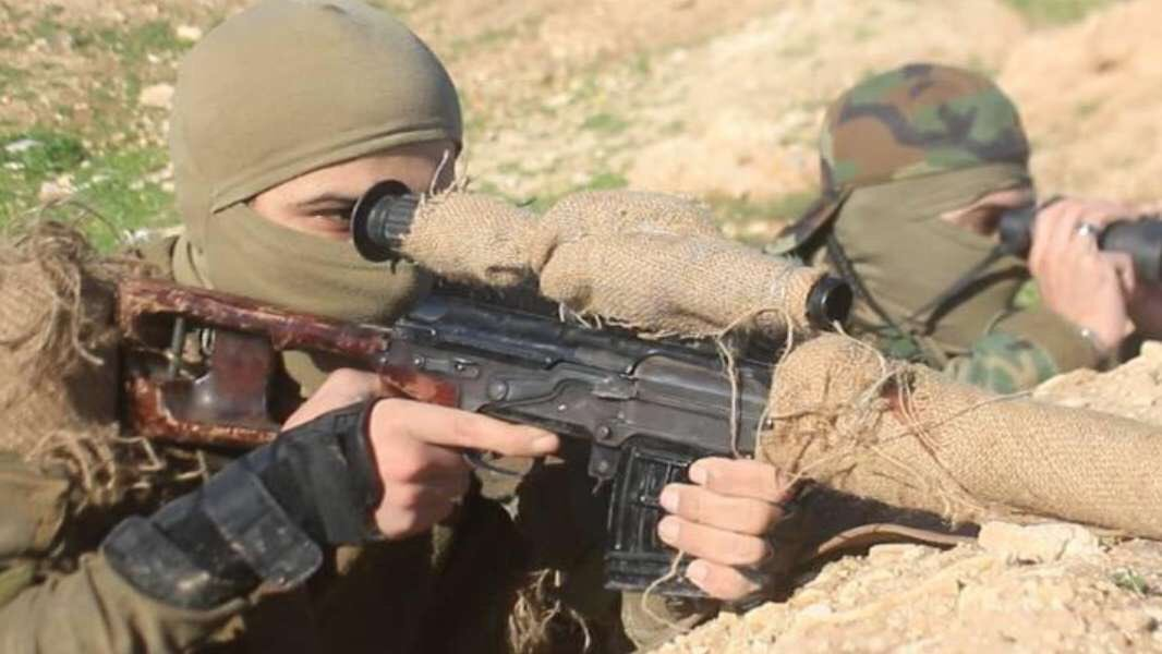 """صورة هذه محصلة خسائر """"الحر"""" في المنطقة منزوعة السلاح"""