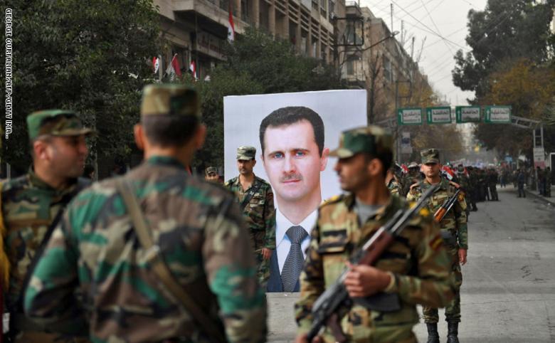 صورة سوريا.. هل بدأت حرب إعادة الإعمار؟