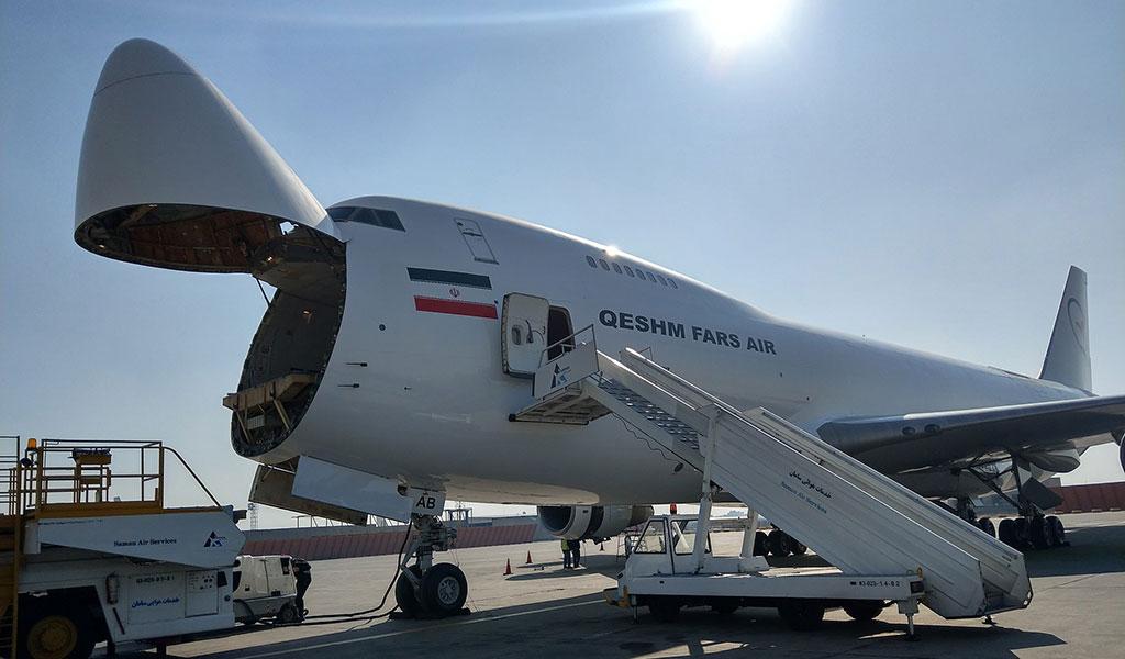 صورة لبنان يمتنع عن تزويد الطائرات السورية والإيرانية بالوقود