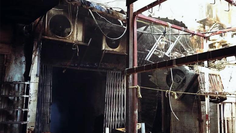 صورة 12 ألف حريق.. من يشعل النيران في بغداد؟