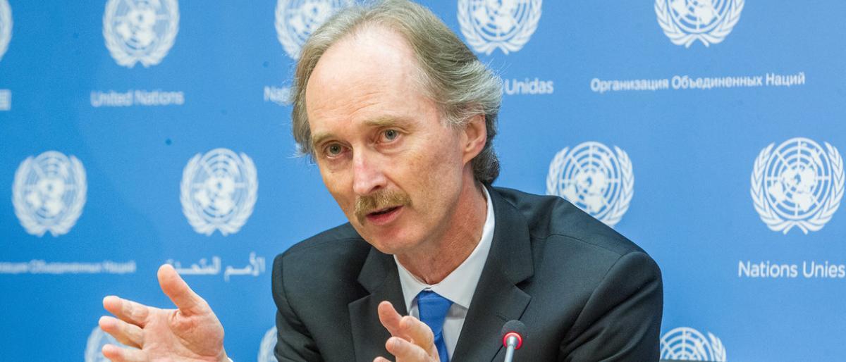 صورة سوريا..ما فرص نجاح المبعوث الأممي الرابع؟