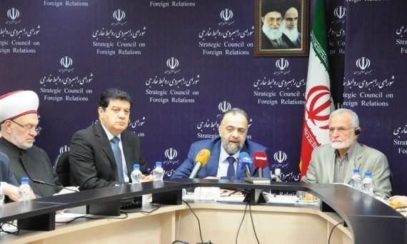 صورة اتساع رقعة الاحتلال التعليمي الإيراني لسوريا