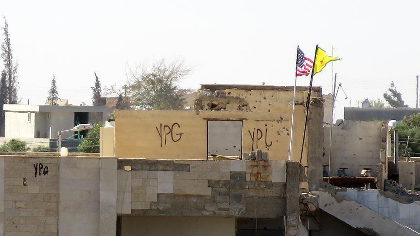 """صورة """"ي ب ك""""..عصب السياسة الأمريكية في سوريا"""