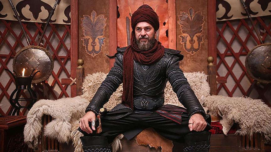 """صورة """"قيامة أرطغرل"""" يواصل تربعه على عرش المسلسلات التركية"""