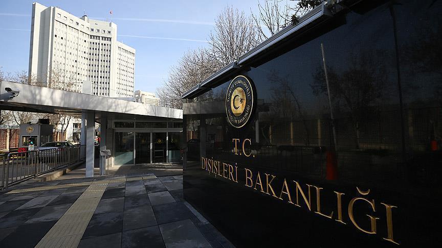 """صورة تركيا: فك واشنطن ارتباطها مع """"ي ب ك"""" ضرورة لإحلال السلام"""