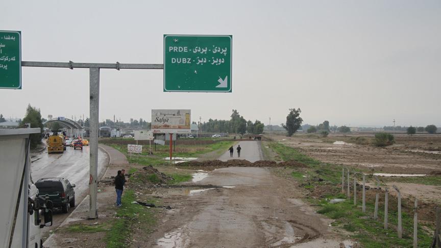 """صورة مصرع 6 جراء السيول في """"واسط"""" العراقية"""