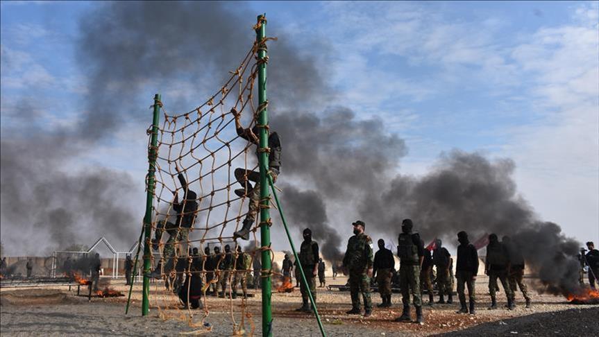 """صورة """"السوري الحر"""" يتأهب لمعركة شرق الفرات"""