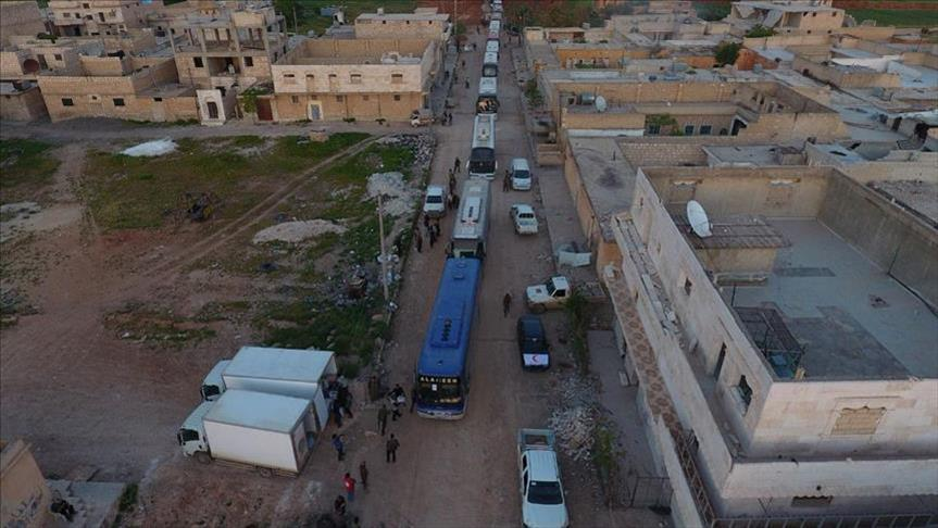 صورة الأسد ينهب سوريا ويمنع عودة المهجرين